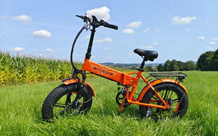 Przegląd rowerów elektrycznych ENGWE EP-2 Pro