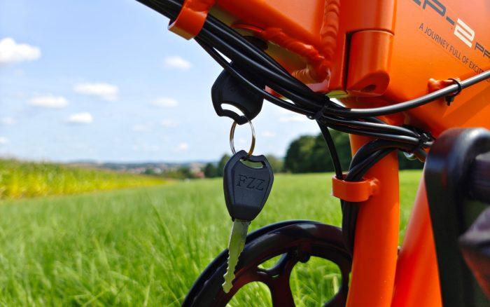 Blokada roweru elektrycznego ENGWE EP-2 Pro