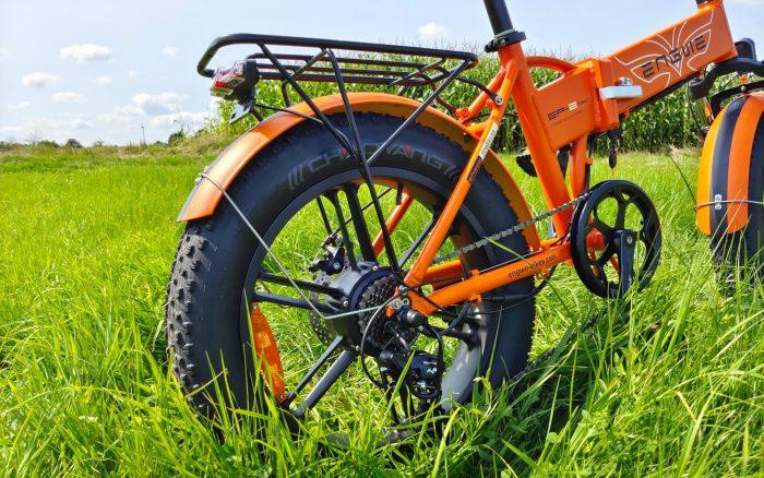 Tylne koło ENGWE EP-2 Pro E-Bike