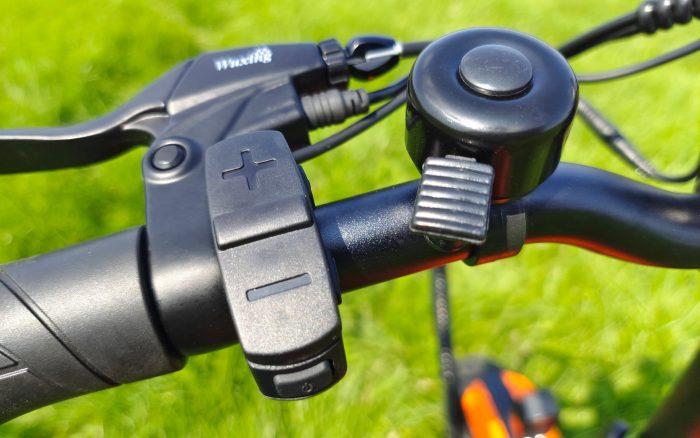 Sterowanie rowerem elektrycznym ENGWE EP-2 Pro
