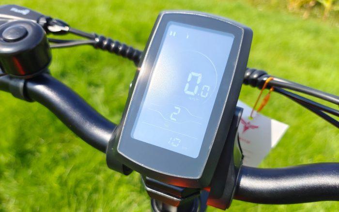 Wyświetlacz do rowerów elektrycznych ENGWE EP-2 Pro