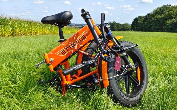 Złożony e-rower ENGWE EP-2 Pro