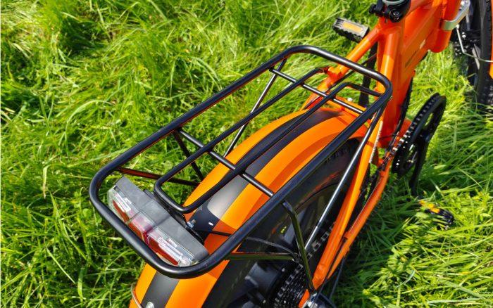 Bagażnik na rower elektryczny ENGWE EP-2 Pro