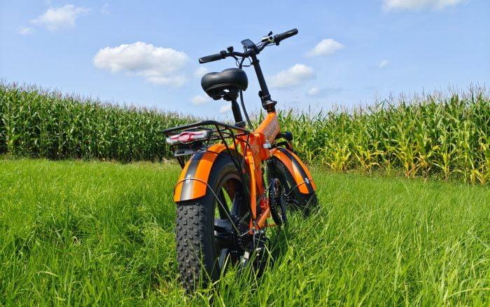 ENGWE EP-2 Pro E-Bike tył