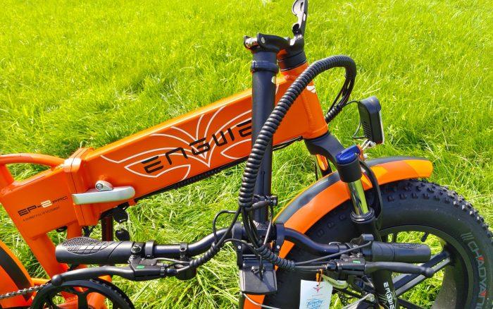 Złożona kierownica e-bike ENGWE EP-2 Pro