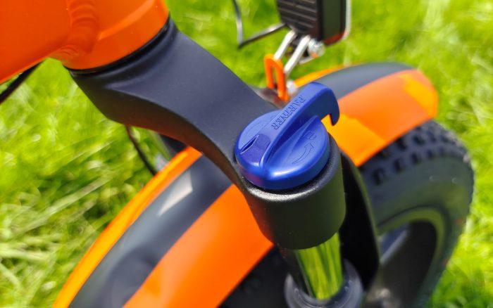 Zawieszenie roweru elektrycznego ENGWE EP-2 Pro