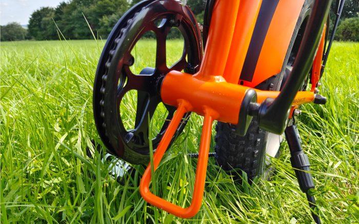 Obsługa e-roweru ENGWE EP-2 Pro