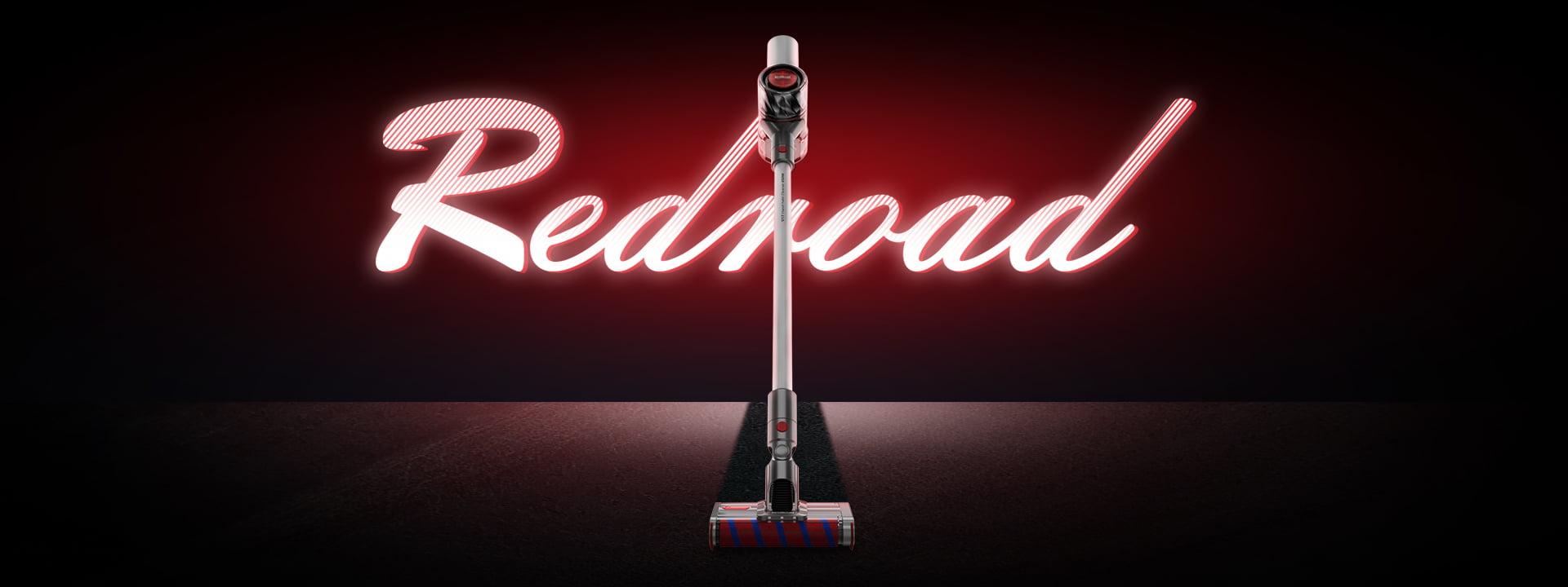 Redroad nova marca para produtos domésticos