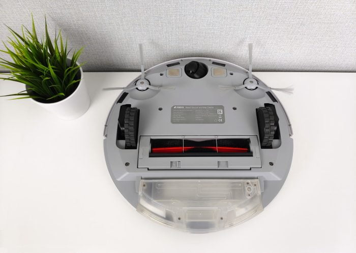 Roidmi EVE Plus robotlu süpürge alt
