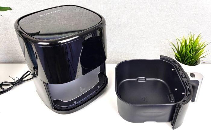 Horkovzdušná fritéza BlitzHome BH-AF2 s varným košíkem