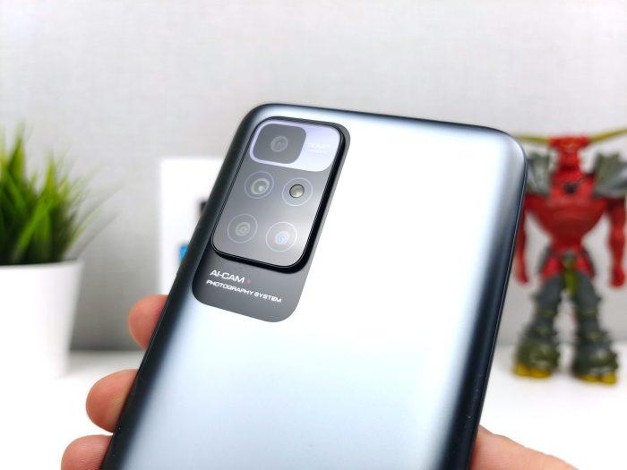 Câmera de smartphone redmi 10