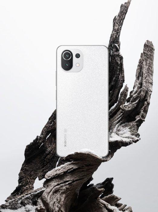 Xiaomi 11 Lite 5G NE בלבן פתית השלג