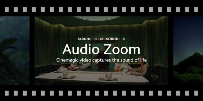 Xiaomi 11T Pro Cinemagic