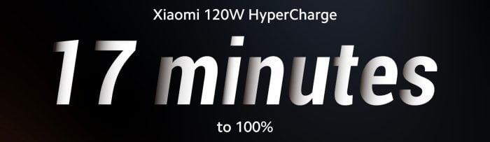 Xiaomi 11T Pro 120W Hypercharge