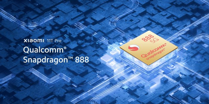 Xiaomi Mi 11T Pro Snapdragon 888