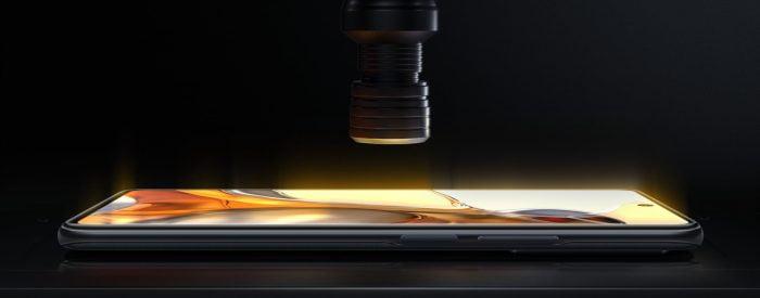 תצוגת AMOLED של Xiaomi 11T Pro