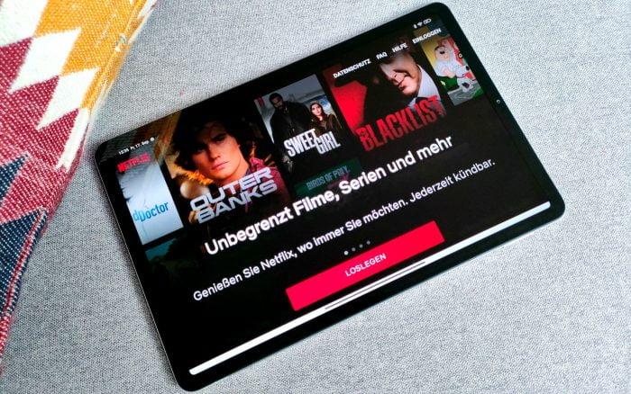 Netflix στο Xiaomi Pad 5 σε υψηλή ανάλυση χάρη στο Widevine L1.
