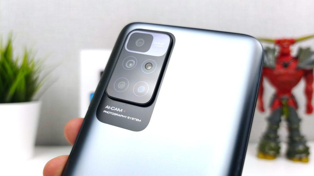 Revisión del teléfono inteligente Xiaomi Redmi 10