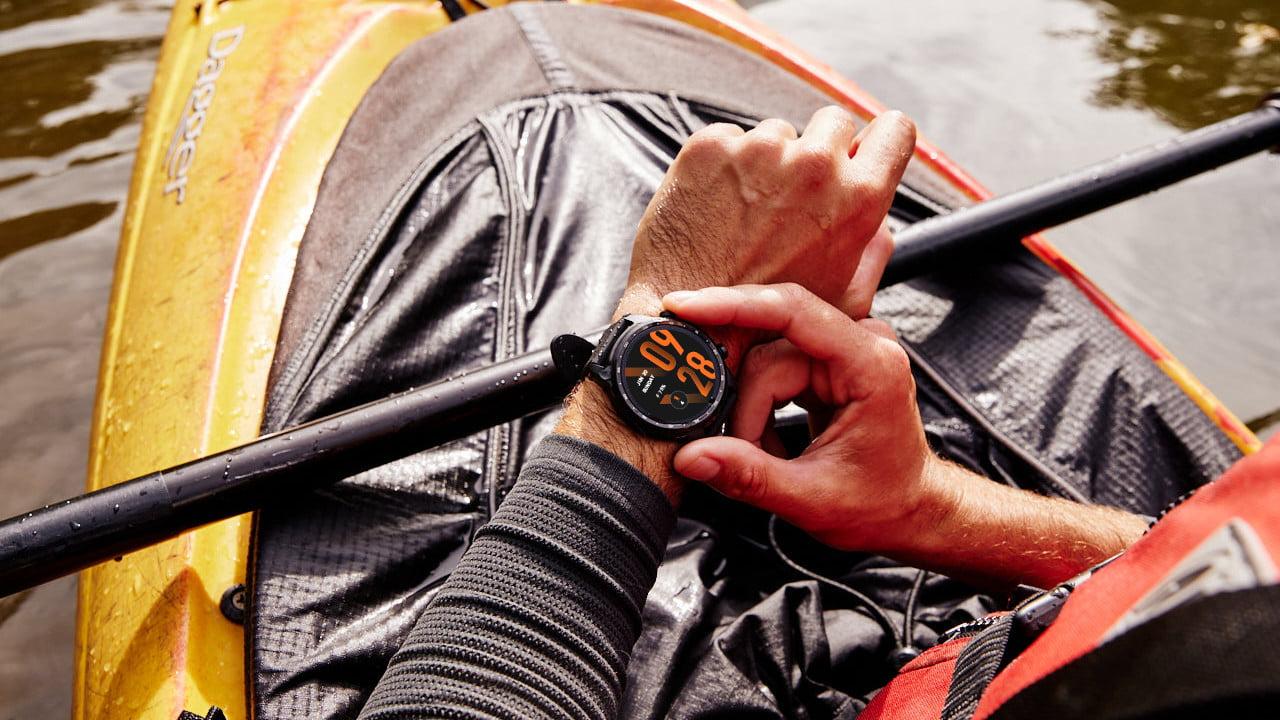 Κεφαλίδα GPS TicWatch Pro 3